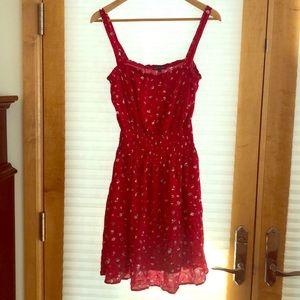 Beautiful red dress :)